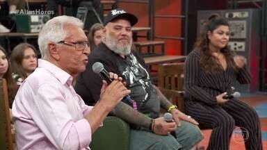 Carlos Alberto de Nóbrega conta a trajetória 'A Praça É Nossa' - Ele fala sobre a história do programa