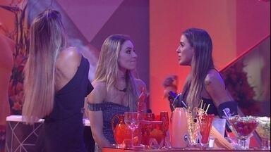 Carolina avisa Paula: 'Antes de sermos um grupo, somos individuais' - Carolina avisa Paula: 'Antes de sermos um grupo, somos individuais'
