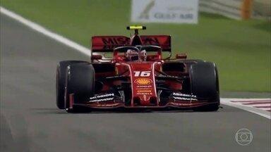 Volta mais rápida de Leclerc e mais destaques da F1 - Conheça detalhes do GP 1000 na China.