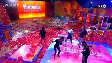 Brothers curtem a Festa das Lojas Pompéia - Gabriela e Carolina conversam sobre a trajetória das duas no programa