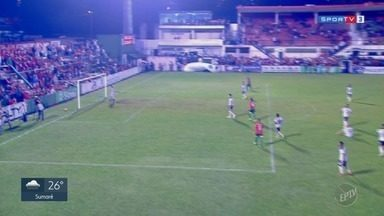 Inter de Limeira arranca empate fora de casa e se classifica para semifinal Série A2 - Time empatou por 2 a 2 contra a Portuguesa Santista.