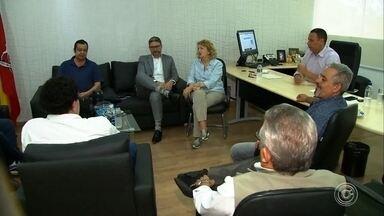 Mesa Diretora da Câmara de Sorocaba discute Operação 'Casa de Papel' - A Mesa Diretora da Câmara Municipal de Sorocaba (SP) está reunida nesta segunda-feira (8). Um dos assuntos é a operação da Polícia Civil e do Gaeco envolvendo quatro secretários municipais, um funcionário público e dois empresários.