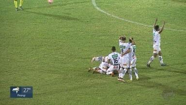 Comercial vence Desportivo Brasil pela Série A3 - Jogo era das quartas de final e terminou em 1 a 0.