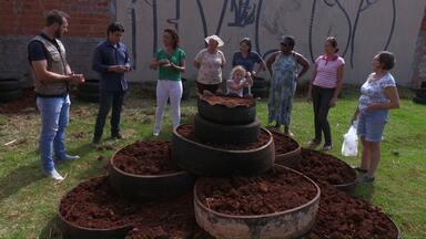 Série de reportagens fala sobre sustentabilidade - Esse é o tema do projeto Televisando 2019 , do Instituto GRPCOM