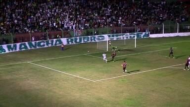 São Paulo vence Guaran-VA por 2x1 na Divisão de Acesso do Gauchão - Com a vitória, rubro-verde garantiu classificação de forma antecipada para a próxima fase.