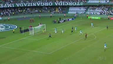 Coritiba vira sobre o Londrina e garante vaga na decisão da Taça Dirceu Krüger - Coxa conquista classificação com gol de herói improvável