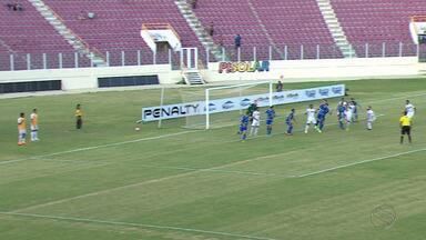 Itabaiana derrota Confiança de virada e elimina rival do Campeonato Sergipano - Dragão abriu 1 a 0 no placar, mas Tremendão fez 3 gols no segundo tempo.