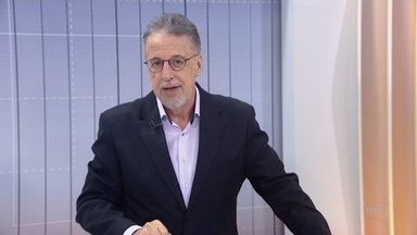 Confira o comentário de Valther Ostermann desta segunda-feira (8) - Confira o comentário de Valther Ostermann desta segunda-feira (8)