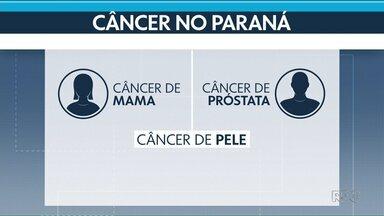 A cada 12 minutos, um novo caso de câncer é registrado no Paraná - Segundo especialistas, cuidar da saúde, com hábitos alimentares saudáveis e atividade física, ajuda na prevenção da doença.