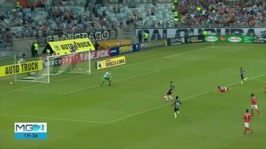 Atlético e Cruzeiro vencem e fazem a final do Campeonato Mineiro - Equipes se enfrentam em dois jogos.