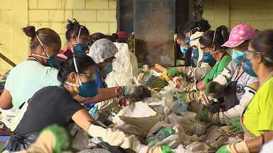 Em São José quem chega a abrigo tem acesso à capacitação profissional - É a oportunidade para um recomeço.