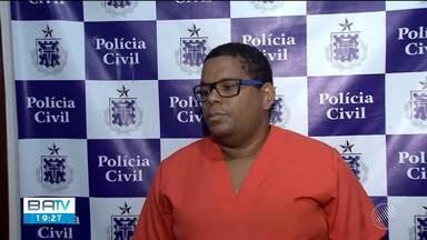 Professor de dança preso suspeito de estuprar alunas vai ser transferido para Ilhéus - Caso aconteceu em Porto Seguro. Acusado foi preso na semana passada.