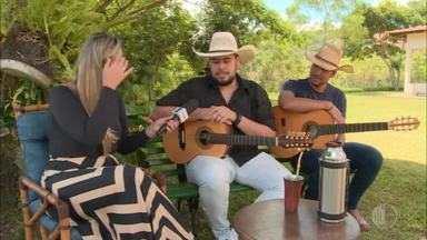 Conheça a dupla Willian e Thiago de Guararema - Assista ao vídeo