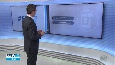 Veja os comentários dos telespectadores no EPTV2 desta terça-feira (9) - Você também pode participar com a #EPTV2 pelo Twitter.