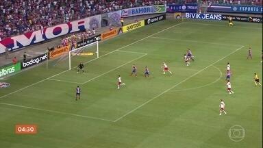 Bahia avança de fase na Copa do Brasil - Bahia avança de fase na Copa do Brasil.