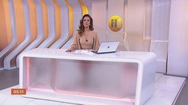 Hora 1 - Edição de quinta-feira, 11/04/2019 - Os assuntos mais importantes do Brasil e do mundo, com apresentação de Monalisa Perrone