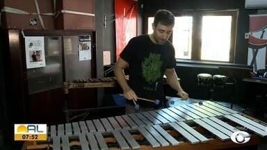 Projeto Sesc Partituras realiza concerto no sábado em Maceió - Apresentação gratuita será no Teatro Jofre Soares as 17h.