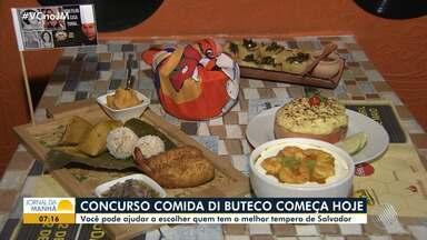 Conheça algumas receitas que estão participando do concurso 'Comida Di Buteco' - Disputa vai eleger o melhor boteco de Salvador e Lauro de Freitas.