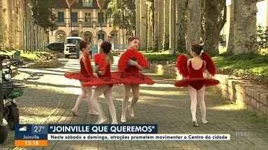 """Evento do projeto """"Joinville que Queremos"""" acontece neste fim de semana - Evento do projeto """"Joinville que Queremos"""" acontece neste fim de semana"""