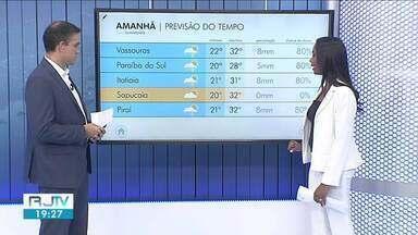 Previsão do tempo: sábado será de tempo instável no Sul do Rio - Há possibilidade de pancada de chuva durante a tarde.