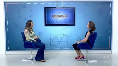 Analista do Sebrae fala sobre o visual da loja - Programa destaca iniciativas empreendedoras no Sul do Rio de Janeiro.