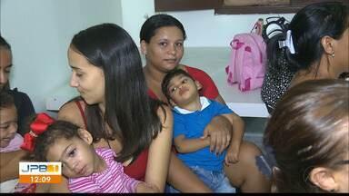 Instituto de CG trata de crianças com microcefalia precisa de ajuda - O Instituto de Pesquisa Professor Joaquim Amorim Neto - IPESQ, em Campina Grande, desenvolve pesquisas na área da saúde infantil.