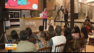 """Degustando Brasil: grandes chefs de cozinha ensinam como fazer pratos - Festival reúne os melhores chefs, com """"super"""" dicas. Nós saímos experimentando. Difícil escolher o melhor."""
