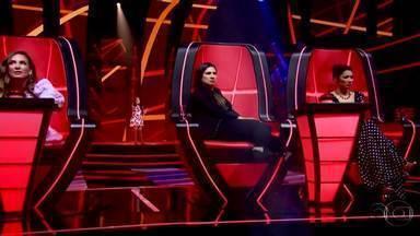 Luiza Barbosa sobe ao palco do The Voice Kids pela grande final neste domingo (14) - Sapiranga se mobiliza para torcer pela gauchinha que conquistou o coração dos jurados.