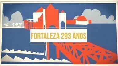 Homenagem aos 293 anos de Fortaleza - Vídeo especial produzido pela TV Verdes Mares
