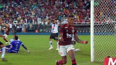 Os gols de Vasco 0 x 2 Flamengo pela final do Campeonato Carioca 2019 - Os gols de Vasco 0 x 2 Flamengo pela final do Campeonato Carioca 2019