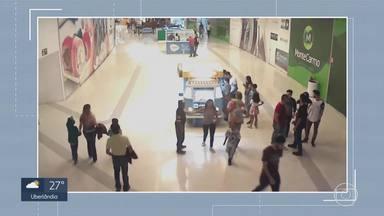 Polícia prende quadrilha que roubava joalherias e drogarias em Minas e Espírito Santo - Nove pessoas foram presas nesta segunda-feira (15) em uma operação da polícia civil contra o crime organizado.
