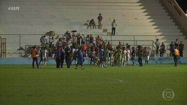 Afogados-PE vence Salgueiro e conquista terceira posição do Pernambucano - Jogo encerrou 3 a 2 para os representantes da cidade de Afogados da Ingazeira