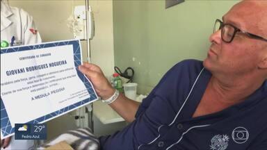 MG1 exibe série Compartilhar Vida - Reportagens mostram a importância da doação de medula óssea