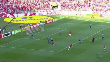 Defesas de Inter e Grêmio são destaque no Gre-Nal 419 - Maurício Saraiva e Diogo Olivier comentam desempenhos.