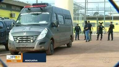 Polícia Civil cumpre mandatos de prisão em cidades do Tocantins na Operação Intramuros - Polícia Civil cumpre mandatos de prisão em cidades do Tocantins na Operação Intramuros