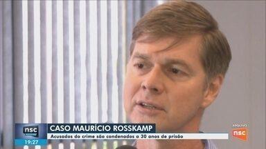 Justiça condena duas pessoas por latrocínio de advogado consultor da Câmara de Joinville - Justiça condena duas pessoas por latrocínio de advogado consultor jurídico da Câmara de Joinville