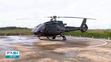 Suspeito de envolvimento em transporte de droga com helicóptero é achado morto - Corpo foi localizado em um motel, em Presidente Prudente.