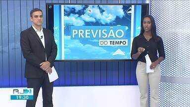 Previsão do tempo: instabilidade continua na terça-feira no Sul do Rio - Há chance de chuva a qualquer momento do dia.