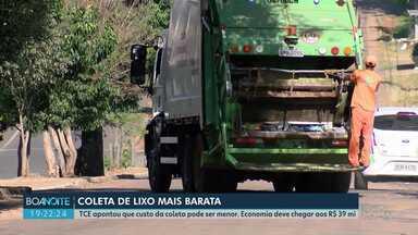 Custo da coleta de lixo em Ponta Grossa pode ser menor, segundo Tribunal de Contas - Auditoria no contrato da empresa que presta o serviço e a Prefeitura aponta que Município pagou a mais pelos serviços.