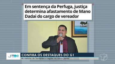 Terceira sentença da Operação Perfuga é destaque no G1 Santarém e Região - Veja essa e outras notícias pelo celular, tablet e computador.