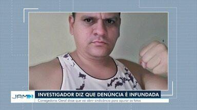 Vigilante é preso suspeito de agredir ex-companheira na Zona Norte de Manaus - Segundo polícia, homem teria agredido mulher por não aceitar término de relacionamento e achar que ela se envolvia com outra pessoa.