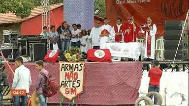 MTST lembra os 23 anos do massacre de Eldorado dos Carajás - MTST lembra os 23 anos do massacre de Eldorado dos Carajás.
