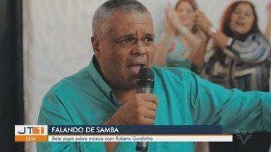 Rubens Gordinho faz show no Teatro Guarany, em Santos - Show do músico e compositor será na noite desta quinta-feira (18), às 20h.