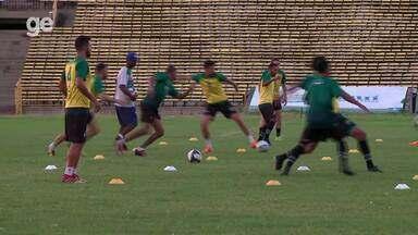 Altos inicia treinos para a Série D do Brasileiro - Altos inicia treinos para a Série D do Brasileiro