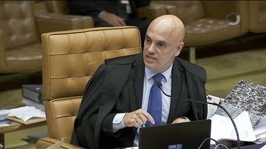 Alexandre de Moraes revoga censura a sites de notícias - Ministro do STF voltou atrás depois de entender que documento que baseou reportagens foi anexado a um processo da Lava Jato