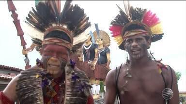 Conheça o artesanato dos indígenas que vivem em Santa Cruz Cabrália - Região que marca o surgimento do Brasil é povoada por descendentes dos primeiros povos que viveram no país.