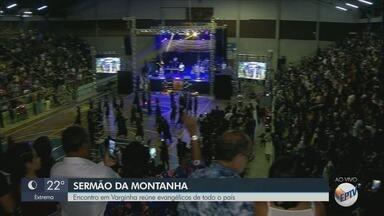 Sermão das Montanhas reúne evangélicos de todo o Brasil em Varginha (MG) - Sermão das Montanhas reúne evangélicos de todo o Brasil em Varginha (MG)