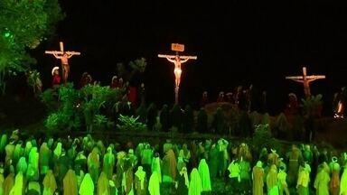 DF2 - Edição de sexta-feira, 19/04/2019 - Encenação da paixão de cristo reúne cerca de 15 mil fiéis no Morro da Capelinha, em Planaltina. E mais as notícias do dia.