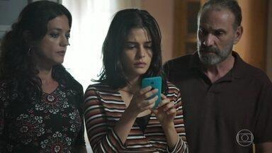 Laila não atende a ligação de Jamil - Elias e Missadem avisam a Rania que vão se mudar para um local mais longa para proteger a filha. Ali sugere que Jamil peça a juda ao Padre Zoran novamente