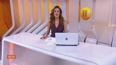 Hora 1 - Edição de segunda-feira, 22/04/2019 - Os assuntos mais importantes do Brasil e do mundo, com apresentação de Monalisa Perrone